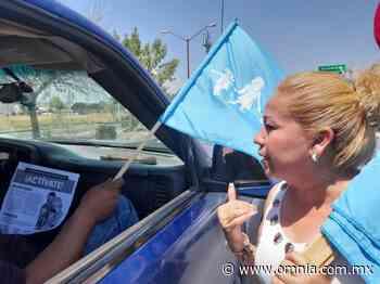 Todo un éxito Caravana por nuestros hijos en Juárez y Chihuahua: Marisela Sáenz - Omnia