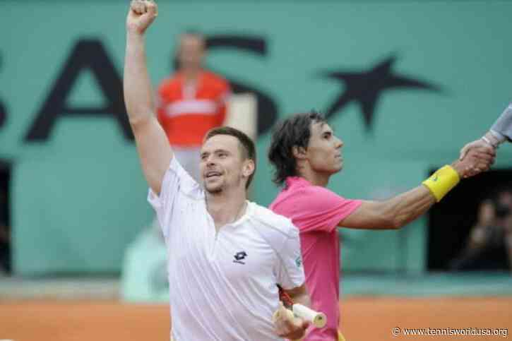 Robin Soderling: 'I played freely against Rafael Nadal, and the feeling was amazing'