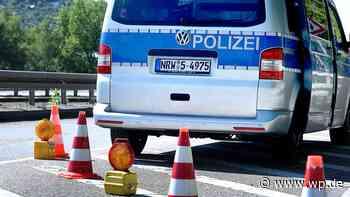 Finnentrop: Rollerfahrer mit reichlich Drogen erwischt - WP News
