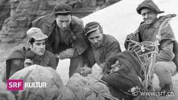 Eiger-Drama 1957 – «Unvorstellbar, was sich auf der Kleinen Scheidegg abspielte» - Schweizer Radio und Fernsehen (SRF)