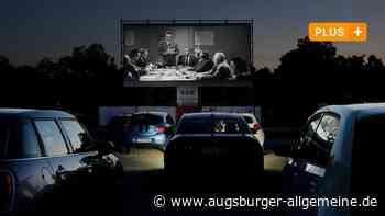 Kurzer Boom in der Krise: So steht es um die Autokinos in Ulm und Neu-Ulm - Augsburger Allgemeine