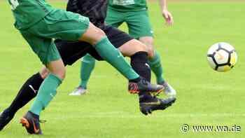 Bergkamen: Corona-Fälle im Amateurfußball - Vier Spieler von SuS Oberaden positiv - wa.de