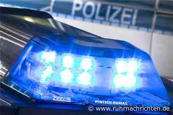 Raser aus Werne endet in Sackgasse in Dortmund und flüchtet - Ruhr Nachrichten