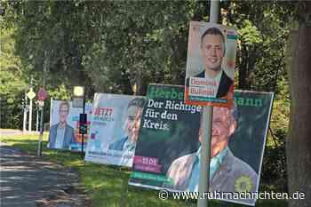 Kommunalwahl in Werne: Wofür stehen die Parteien - und was wollen sie ändern? - Ruhr Nachrichten