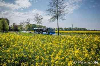Münster: Stadtwerke kehren zum normalen Fahrplan zurück