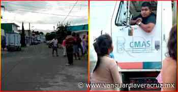(Video) Dejan sin agua a colonias de Xalapa - Vanguardia de Veracruz