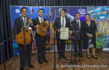 Cuarta emisión de Noche de Música en Xalapa - Acrópolis Multimedios