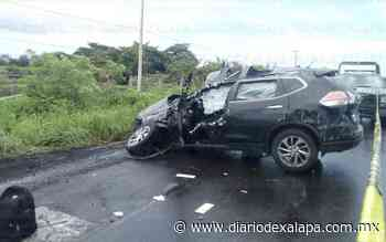 Muere doctor vecino de Coatepec en accidente carretero - Diario de Xalapa