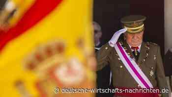 Spaniens Ex-König flüchtet vor Korruptionsermittlungen in die Karibik