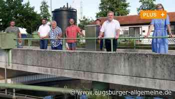 Neu-Ulm/Holzheim: Was wird aus der Kläranlage in Steinheim? - Augsburger Allgemeine