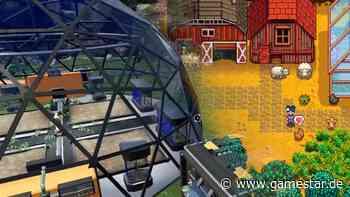 Stardew Valley in der Ego-Perspektive dank Mod für Satisfactory - GameStar