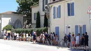Le centre de dépistage au Covid-19 pris d'assaut à Bellegarde - France Bleu