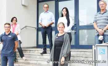 Neue Auszubildende bei der Kreisverwaltung Germersheim: Drei junge Menschen starten ins Berufsleben - Germersheim - Wochenblatt-Reporter