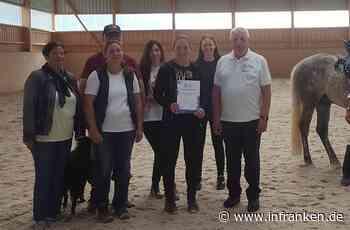 Fränkische Schweiz: Neuer Verein bietet Reitbetrieb und Pferdepension