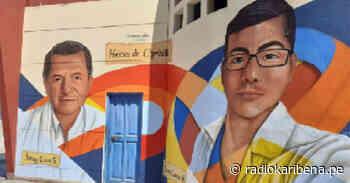 Chimbote: Pintan rostros de médicos fallecidos por COVID-19 en murales - RADIO KARIBEÑA
