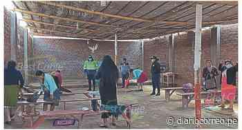 Intervienen iglesia en Casma donde se realizaba culto pese a prohibición por emergencia - Diario Correo