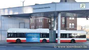Verkehr: Hochbahn schreibt Auftrag über Wasserstoffbusse aus
