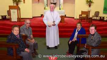 The St Kieran's Catholic Church building in Moe is preparing for its 50th anniversary - Latrobe Valley Express