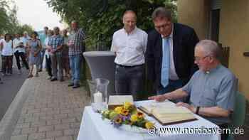 """Pfarrer Jablonski: """"Ich habe es hier lieb gewonnen"""" - Nordbayern.de"""