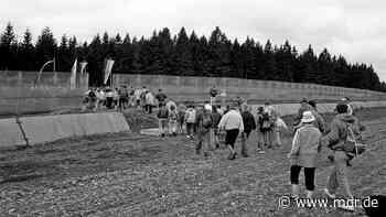 Stadtmuseum Saalfeld zeigt außergewöhnliche Fotos von DDR-Grenze - MDR