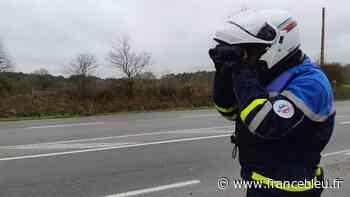 Quimper : contrôlé à 111km/h dans une zone limitée à 50 - France Bleu