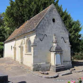 Visite commentée en continu Chapelle Saint-Jacques samedi 19 septembre 2020 - Unidivers