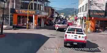 Exhortan en Puente de Ixtla a mantener medidas sanitarias contra el Covid-19 - La Jornada Morelos
