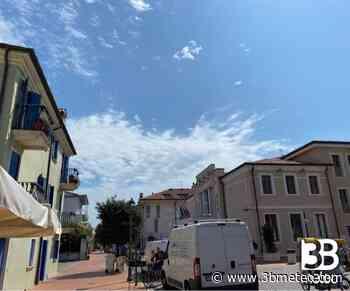 Foto Meteo: Siamo A Caorle Via Roma Niente Pioggia - 3bmeteo