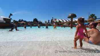Aquafollie, stagione difficile per il parco a tema acquatico di Caorle - La Voce di Venezia