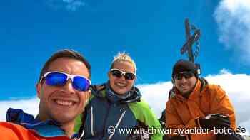 Nagold: Der Himmel belohnt die Bergsteiger - Nagold - Schwarzwälder Bote