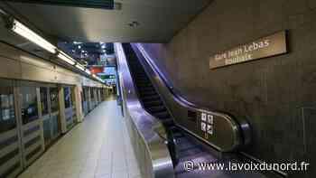 Condamné pour des violences gratuites dans le métro à Roubaix - La Voix du Nord