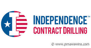 Independence Contract Drilling, Inc. Reports Financial Results For The Second Quarter Ended June 30, 2020