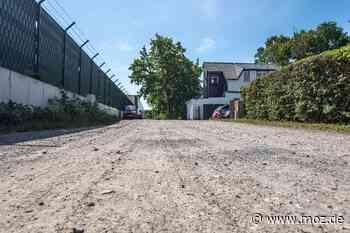 Straßenbau: Kuhheide in Schwedt für zwei Tage gesperrt - Märkische Onlinezeitung
