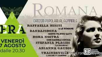Romana! La festa della canzone popolare al femminile