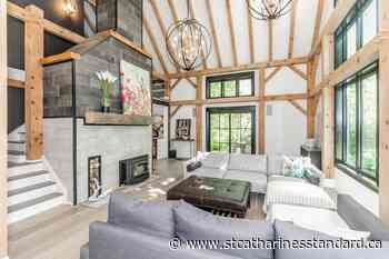 Large, $2.8 home with post-beam design in East Gwillimbury: Home of the week - StCatharinesStandard.ca