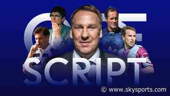 Off Script: Merson's career in characters