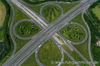 Die A42 in Castrop-Rauxel war am Montag stundenlang gesperrt - Ruhr Nachrichten