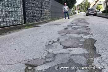 Die schlechteste Straße in Castrop-Rauxel hat echte Konkurrenz bekommen - Ruhr Nachrichten