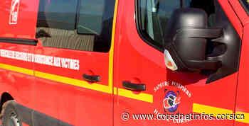 Corte : un homme gravement blessé dans un accident - Corse Net Infos