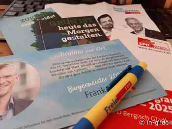 Flyer & Fakten: Straßenwahlkampf in GL - iGL Bürgerportal Bergisch Gladbach