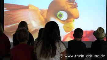 Film ab im Wissener Parkhaus: Tolle Kinoatmosphäre im Unterdeck - Rhein-Zeitung