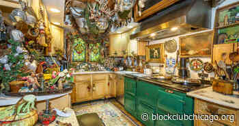 Antique-Filled Irving Park Home's For Sale Listing Goes Viral: 'There Is Something Magic About This House' - Block Club Chicago