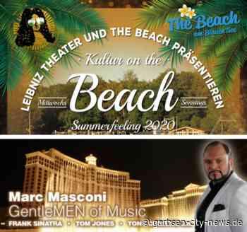 "Marc Masconi ""GentleMen of Music"" - Kultur on the Beach - Garbsen City News"