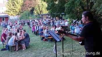 Open-Air im Haus Hellertal: Sommer, Songs und Blues in Alsdorf - Rhein-Zeitung