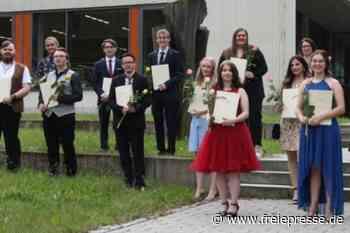 Glückwunsch zum Abschluss! - Freie Presse
