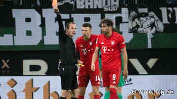 Bundesliga-Revolution: Irre Regel-Änderung - Hagelt es in der kommenden Saison Rote Karten?