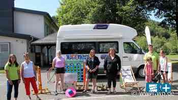 Bad Berleburg: LandFrauen unterstützen Jugendbus - Westfalenpost