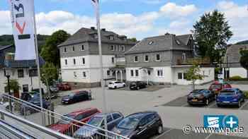 Umbau in Bad Berleburg: Poststraße 49 kommt ganz groß raus - Westfalenpost