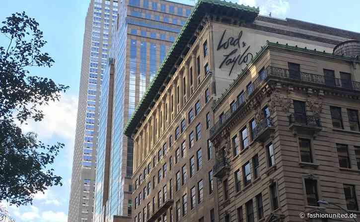 Lord & Taylor - eines der ältesteten US-Kaufhäuser meldet Insolvenz an