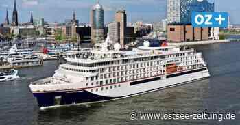 Doch noch: Wismar erwartet erstes Kreuzfahrtschiff 2020 - Ostsee Zeitung